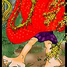 Princess Rain and the Dragon 7 by Wendy Crouch