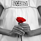 There's a Rose for You by Ali Anas