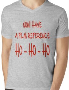 Now I Have a Film Reference Mens V-Neck T-Shirt