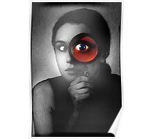 Look Into My Eye Poster