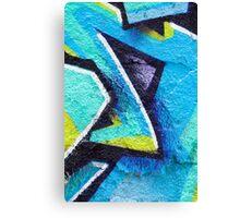 Tag Maze Canvas Print