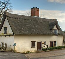 Bridge Cottage, Flatford by VoluntaryRanger