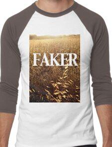 Summer Faker Men's Baseball ¾ T-Shirt
