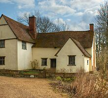 Willy Lott's Cottage, Flatford by VoluntaryRanger