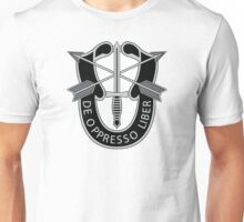 Special Forces Insignia Unisex T-Shirt