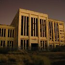 Abandoned South Fremantle Power Station by Adam Branford