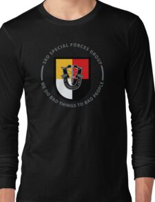3rd Special Forces Group Long Sleeve T-Shirt