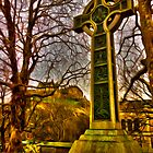 Celtic Cross, Edinburgh by benny2324