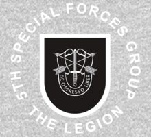 5th Special Forces Group One Piece - Long Sleeve