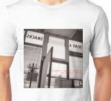 Classic cafes London T-shirt Unisex T-Shirt
