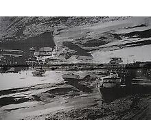 Leigh On Sea - Double Print Photographic Print