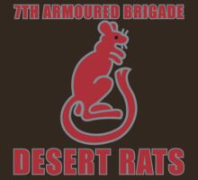 Desert Rats by 5thcolumn