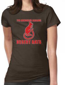 Desert Rats Womens Fitted T-Shirt