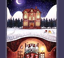 Christmas in the Burrow by AliciaMB