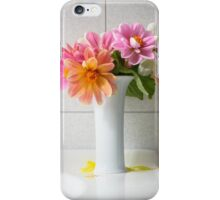 Dahlias iPhone Case/Skin