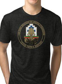 Foreign Legion - 13 DBLE Tri-blend T-Shirt