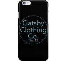 Gatsby 8 iPhone Case/Skin