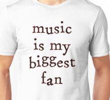 Biggest Fan Unisex T-Shirt