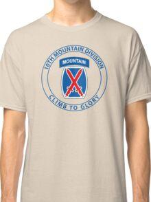 10th Mountain Division Classic T-Shirt