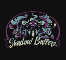 Shadow Ballers by Kari Fry