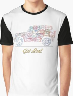 Get lost Graphic T-Shirt