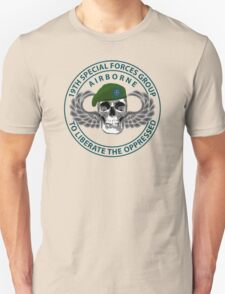 Special Forces Skull T-Shirt