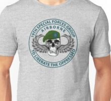 Special Forces Skull Unisex T-Shirt