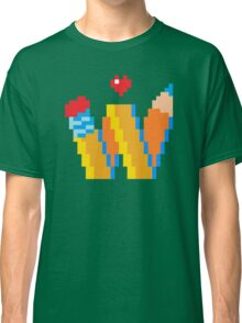DREW WISE LOGO Classic T-Shirt