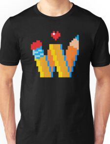 DREW WISE LOGO Unisex T-Shirt