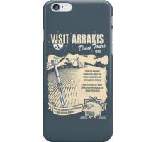 Visit Arrakis iPhone Case/Skin