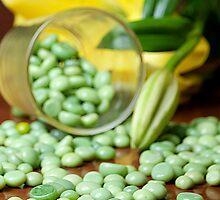 Green Beads by Sanjay  Kumar