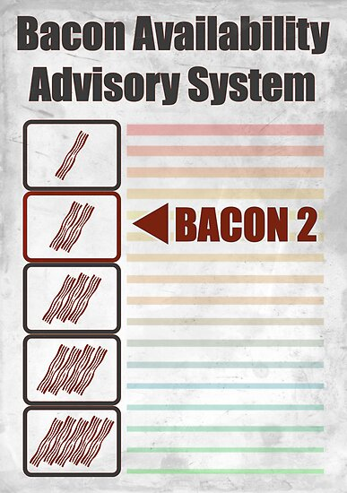 BACON 2 by Emma Harckham