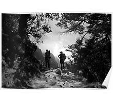 Himalaya Treking Poster