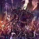 Slaanesh Warriors by FailedDEATH666