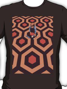 The Shining Screen Print Movie Poster  T-Shirt