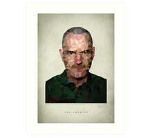 Walter White - The Chemist Art Print