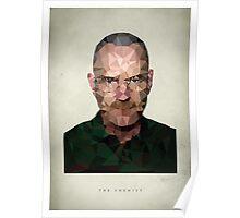 Walter White - The Chemist Poster