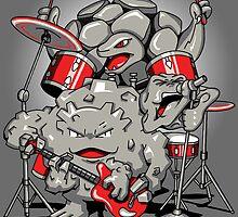 Rock & Roll by Stephen Hartman