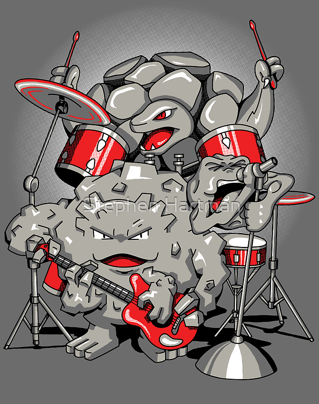 Rock & Roll by HartmanArts