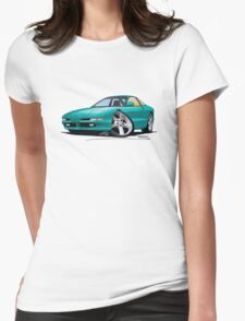 Ford Probe Turquoise [US] Womens Fitted T-Shirt