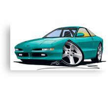 Ford Probe Turquoise [US] Canvas Print