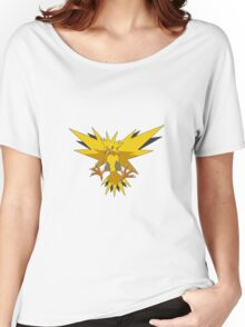 Zapdos Pokemon Women's Relaxed Fit T-Shirt