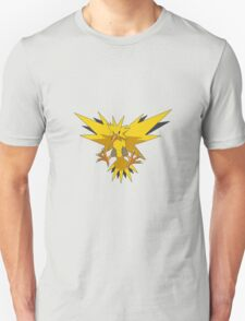 Zapdos Pokemon Unisex T-Shirt