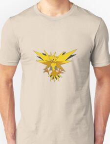 Zapdos Pokemon T-Shirt