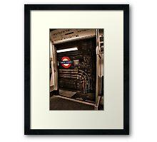 Baker St Framed Print