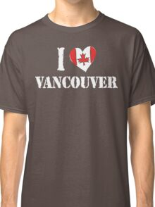 I Love Montreal Canada Classic T-Shirt