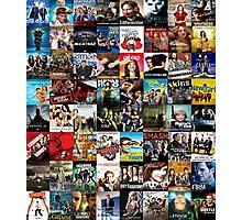 Tv series-Patchwork Photographic Print