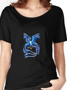 Articuno Pokemon Legendary Bird Women's Relaxed Fit T-Shirt