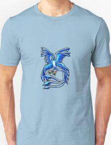 Articuno Pokemon Legendary Bird Unisex T-Shirt