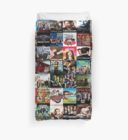 Tv series-Patchwork Duvet Cover